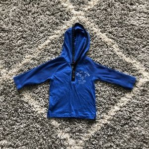 Guess Long Sleeve Shirt with Hood